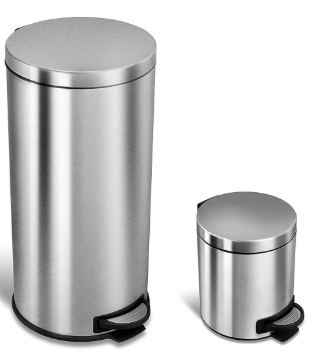 Best Step Trash Can For Home And Outdoor 2021 Trash Can Reviews