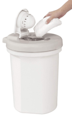 safety first easy saver diaper pail