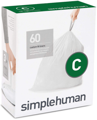simplehuman trash can liners
