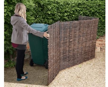 trash can enclosure