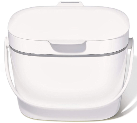 oxo good grips easy clean compost bin