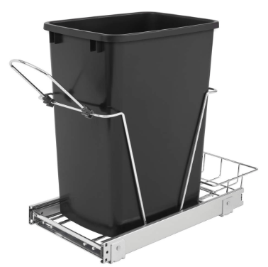 rev a shelf garbage can pull out