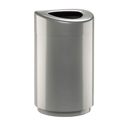 Safco Products Open Top Trash Receptacle