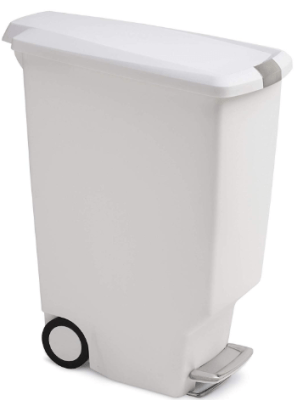 Trash Can With Wheel