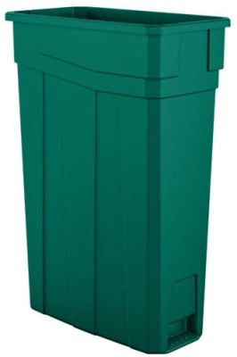 Commercial Slim Trash Can