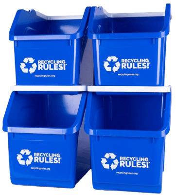best recycling bins for home