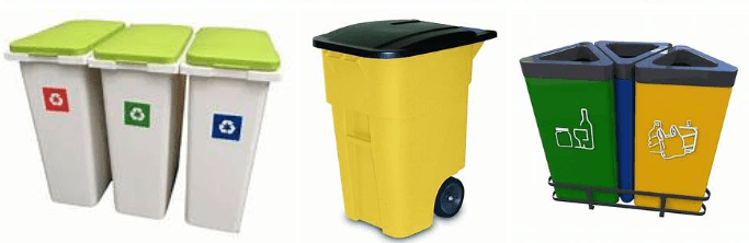 best recycling bins