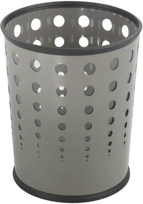 safco bubble wastebasket