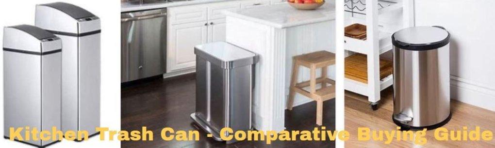 kitchen trash can