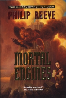 Mortal Engines Hungry City Chronicle