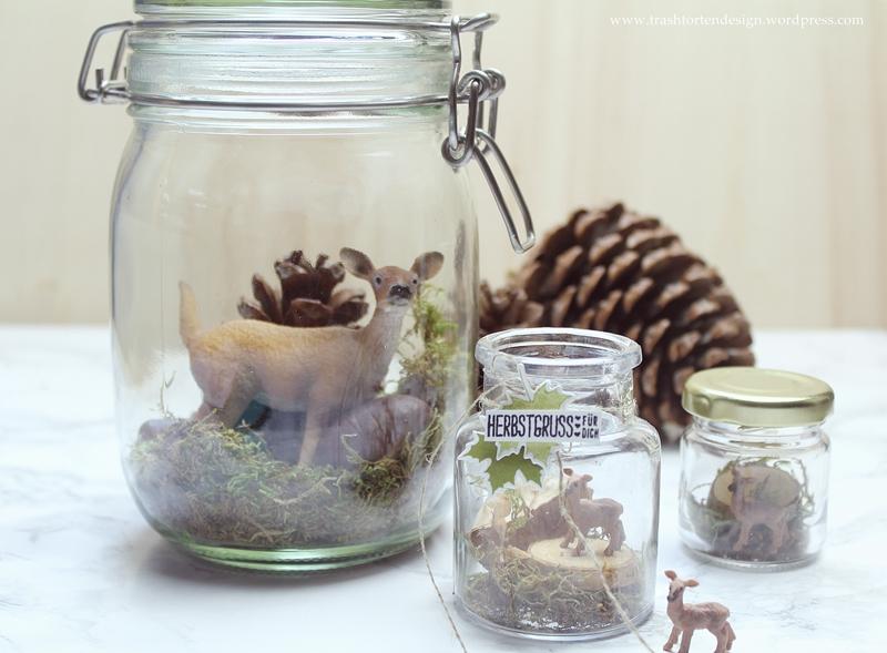 diy herbstdeko im glas i against herbstblues. Black Bedroom Furniture Sets. Home Design Ideas