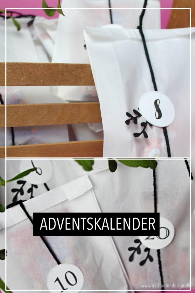 Adventskalender_Butterbrotpapier_Tüten_Stampinup_Zierzweig