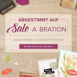 abgestimmte Produkte_Sale A Bration_stampinup