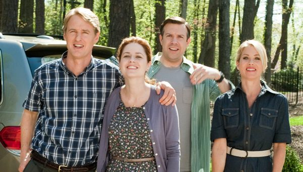 Owen Wilson, Jenna Fischer, Jason Sudeikis and Christina Applegate star in Hall Pass