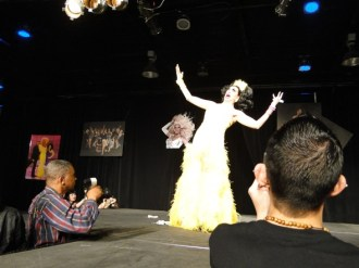Manila Luzon wows the crowd in Denver at the first show in the RuPaul's Drag Race tour