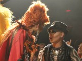 Yara Sofia and Nina Flowers in Denver at the first show in the RuPaul's Drag Race tour