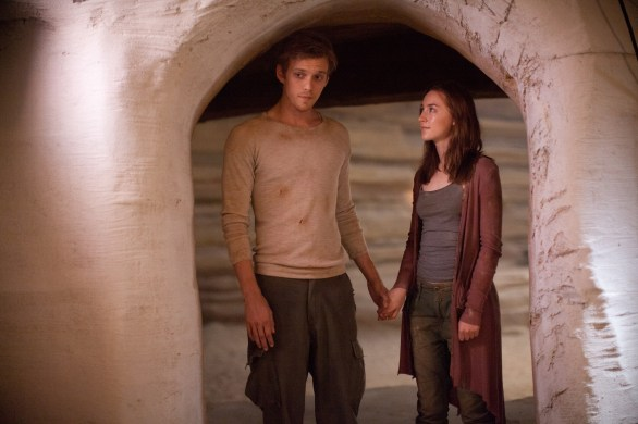 Jake Abel and Saoirse Ronan star in THE HOST