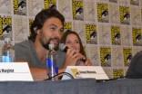 Jason Momoa at the Wolves panel at San Diego Comic Con 2013