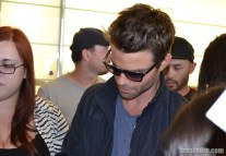Daniel Gillies signing autographs at Comic Con 2013