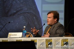 Jack Black talks about Goosebumps at Comic Con 2014