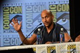 Keegan-Michael Key at the Key & Peele panel at Comic Con 2014