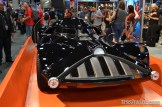 Darth Vader Batmobile at Comic Con 2014