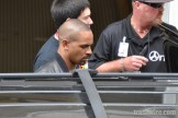 Damon Wayans Jr at Comic Con 2014