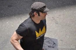 Robert Rodriguez at Comic Con 2014