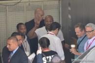 Mike Tyson at Comic Con 2014