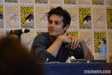 Dylan O'Brien at Comic Con 2014