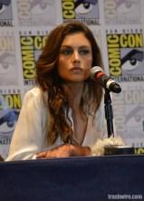 Hannah Ware at Comic Con 2014