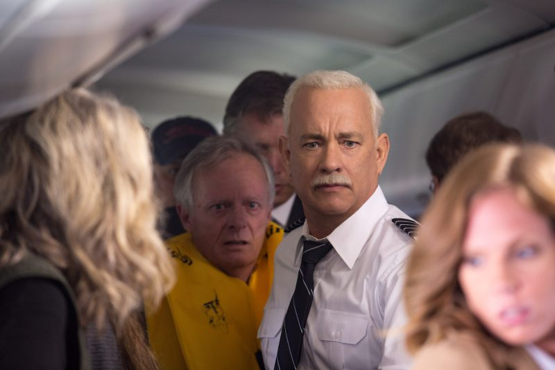 "Tom Hanks as Chesley ""Sully"" Sullenberger in Warner Bros. Pictures' and Village Roadshow Pictures' drama ""SULLY"""