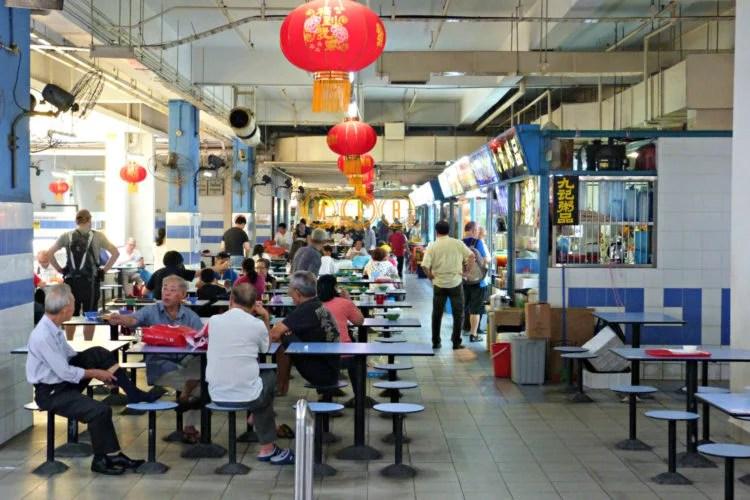 Food Court Singapur