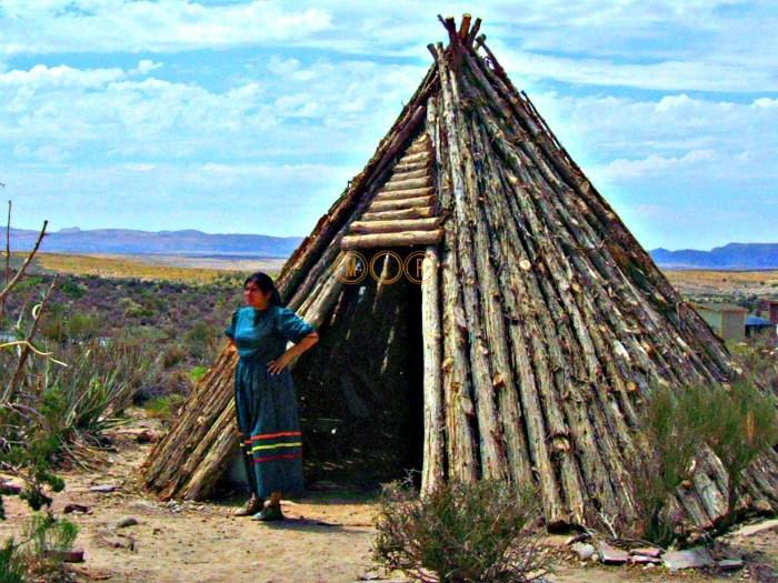 Mujer Hualapai West Rim