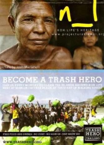 Trash Hero Koh Lipe