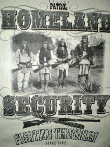 Homeland Security en West Rim