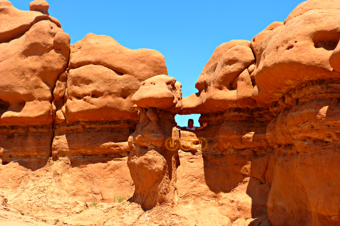 Valle de Goblin Valley, window