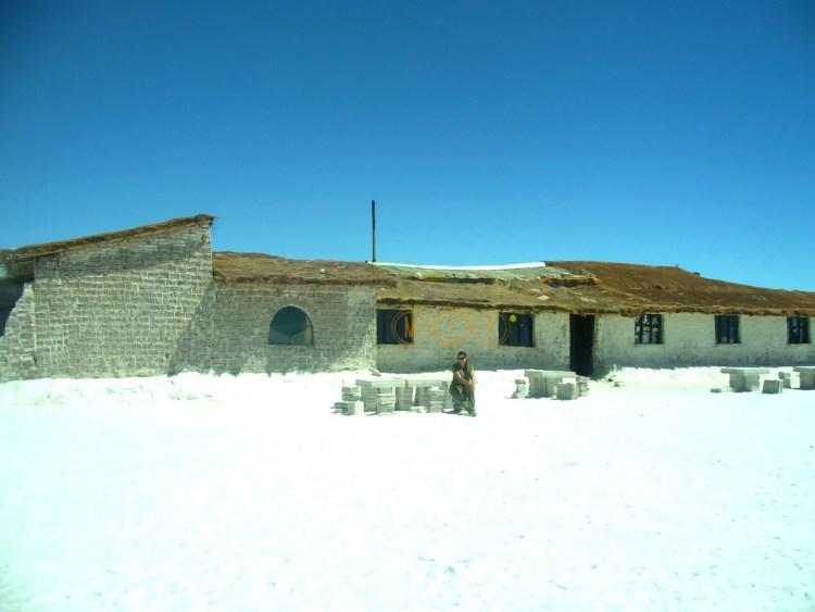 Hotel de Sal, Salar de Uyuni