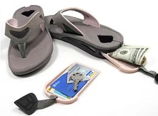 esconder el dinero viajes