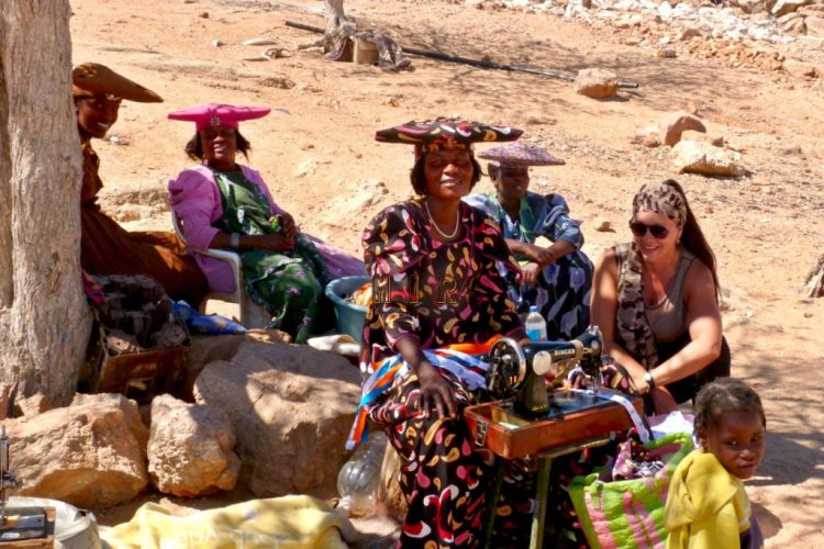 turismo responsable en Namibia