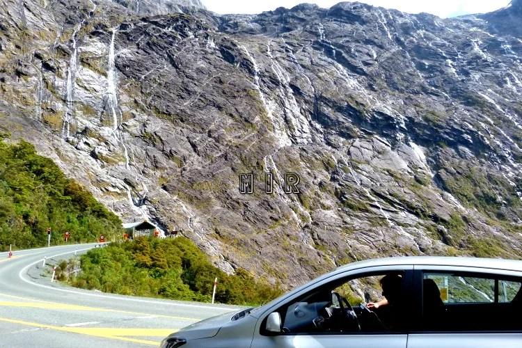 Nueva Zelanda en coche