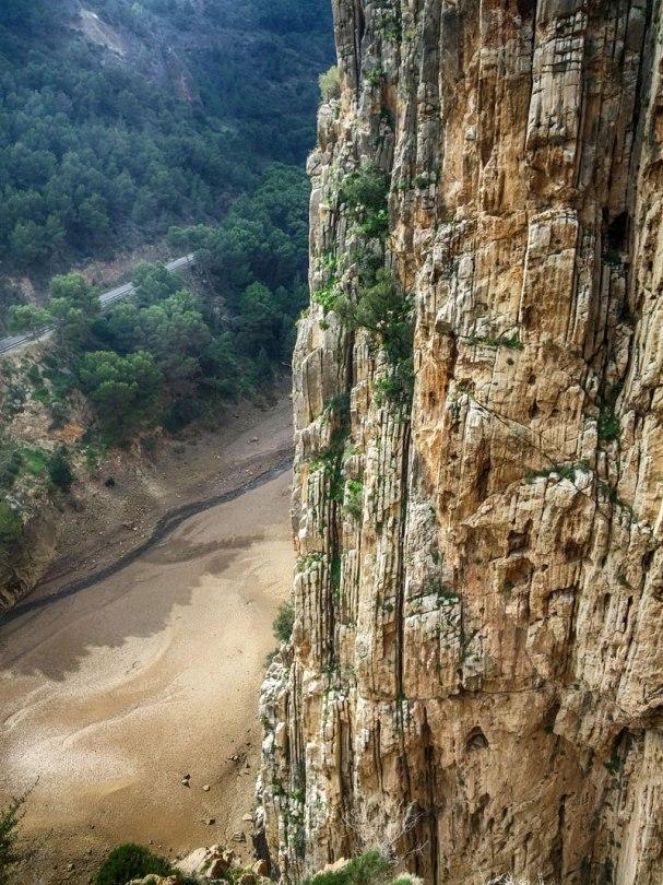 Barranco del Caminito del Rey