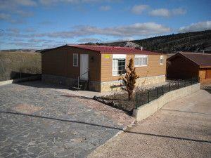 Complejo rural, Teruel, Cabaña