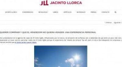 blogcoljacinto llorca querer comprar y que el vendedor no
