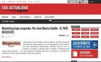 blogcoljosemacubillo marketing bajo sospecha