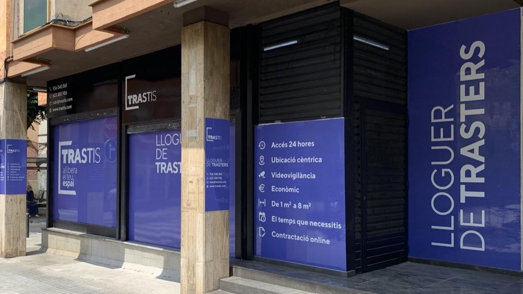 exterior trasters en lloguer rubi centre