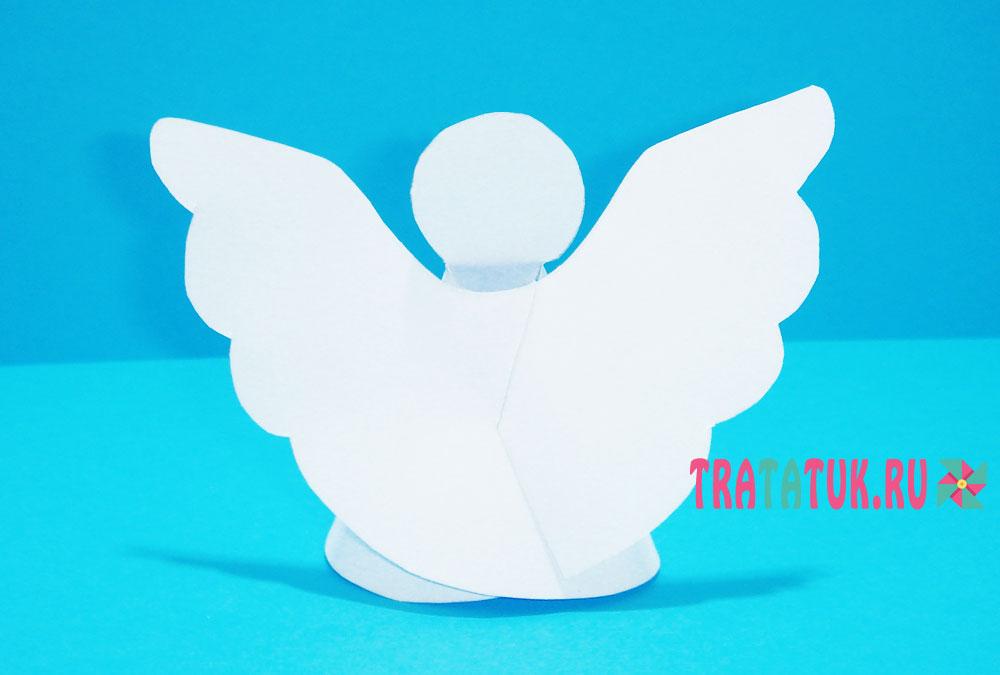 Papír angyal