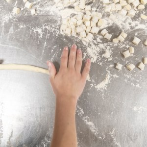 Pâton de gnocchi