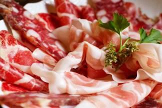 Salumi piacentini DOP: coppa, salame, pancetta