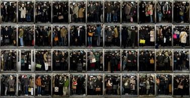 """Tokyo Subway"", Julio Bittencourt - Galeria Lume"